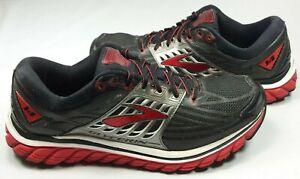 bbb381e900e Brooks Men s Glycerin 14 Running Shoes Black w Red Super DNA Size 11 ...