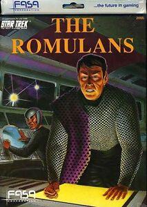 STAR-TREK-THE-ROMULANS-2005-NEW-SEALED-ON-CARD-FASA-Way-Fleet-Intelligence