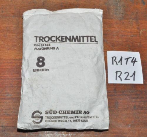 1x Trockenmittel DIN 55473 / Luftentfeuchter / Entfeuchter / Ex Bundeswehr R21
