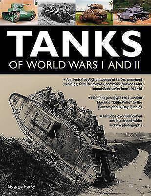 1 of 1 - Tanks of World Wars I & II