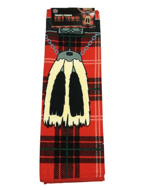 New Blue Tartan Scottish Scotland Insta Kilt Beach Towel