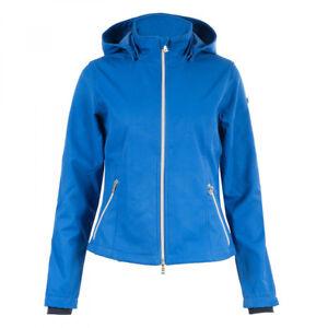 Horze Fredrica Breathable Waterproof Child's Short Soft Shell Jacket