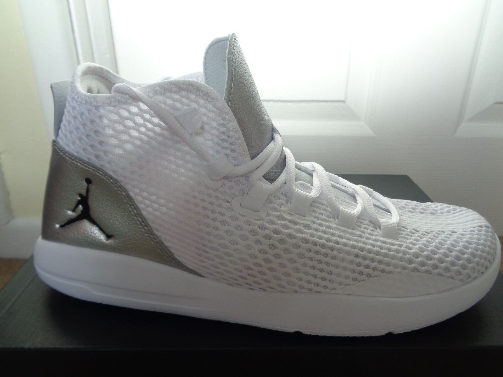 Nike Jordan Reveal 834064 100 trainers sneakers eu 45 us 11 NEW+BOX