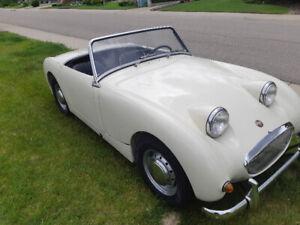 1960 Austin Healey Bugeye Sprite MK 1
