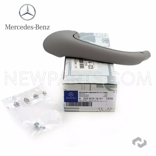 Right Interior Door Pull Handle OES For Mercedes S203 W203 C-Class Front Passen