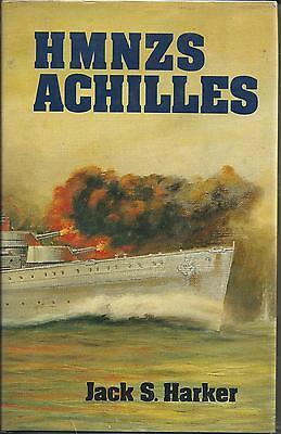 HMNZS Achilles by Jack S. Harker
