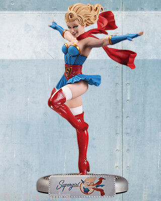 Bombshells Supergirl Statue DC Collectibles Superman NEW SEALED