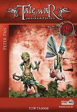 Tale of War Miniatures Peter Pan Y Campanita