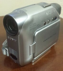SONY HANDYCAM DCR HC21 DRIVER DOWNLOAD