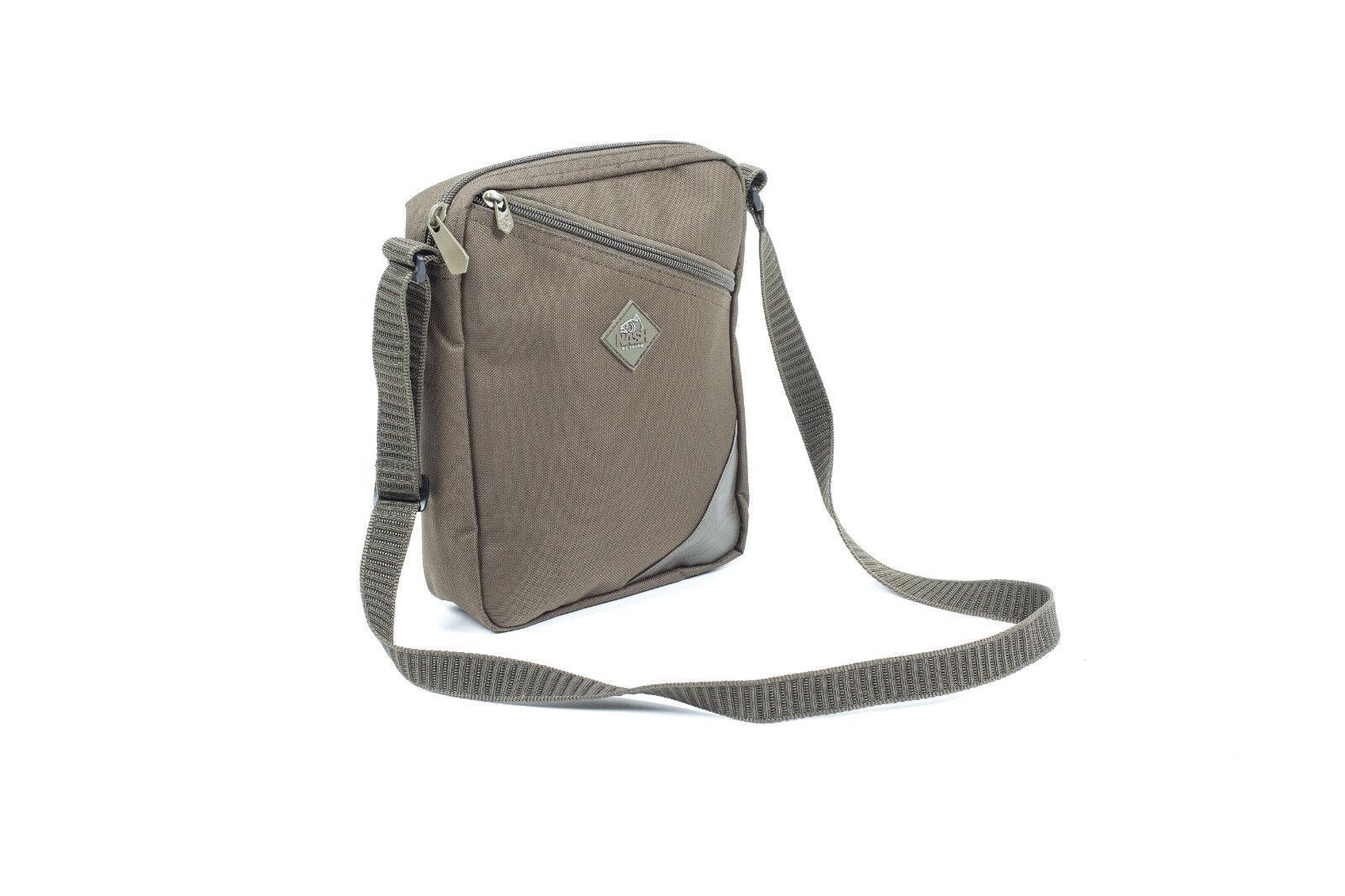 Nash Security Pouch Large T3372 Tasche Bag Angeltasche Zubehörtasche