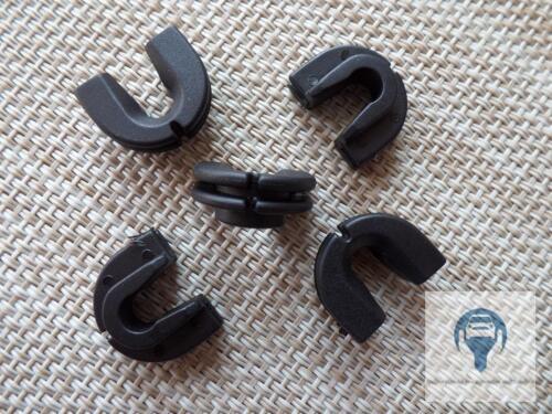 4x morsetto griglia griglia anteriore TRAVERSA SUPPORTO CLIP VW Transporter t4 701805163