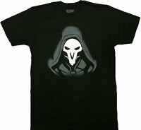 Overwatch Reaper: Remorseless Adult T-shirt - Official Video Game Playstation X