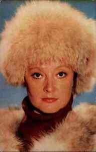 Russland-Sowjetunion-Film-Buehne-Kino-Irina-Gubanova-Russia-Promo-Karte-Photo