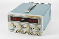 TEKTRONIX PS280 DC ADJUSTABLE TRIPPLE POWER SUPPLY 30 VOLTS 3 AMPS EXCELLENT