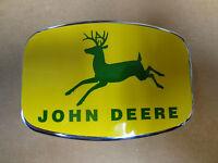 John Deere 320 420 520 Front Plate Medallion Usa Made