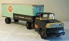 Sears Allstate Marx Toys Ford Cab Private Label SEARS TT Truck 50's V RARE NICE