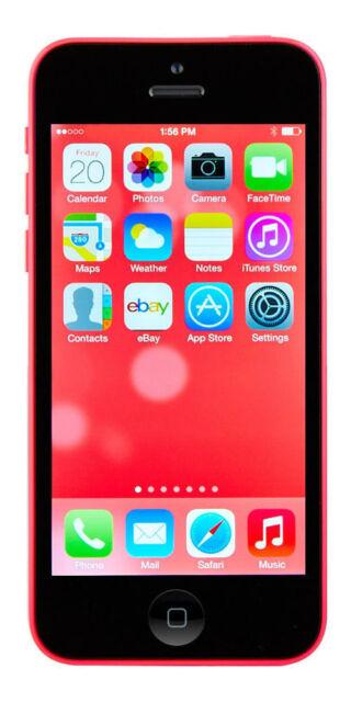Smartphone   Apple iPhone 5c   - 16GB  -    ohne Simlock     -     in PINK