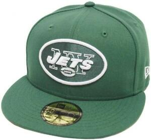 Fitted Nfl Edition Green Limited Cap On Era Solid Jets Field New York 5950 BFCapq