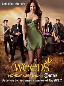 Weeds 11x17 TV Poster (2005)