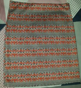 Women-039-s-Dotti-Print-Skirt-Size-6