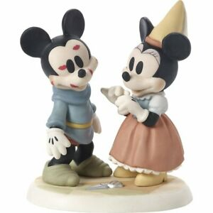 Figur-Porzellan-Disney-Precious-Moments-171702-Mickey-amp-Minnie-Mouse-Prinz