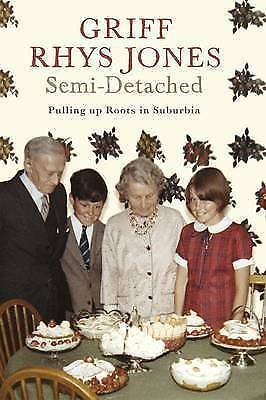 1 of 1 - Semi-Detached, Griff Rhys Jones, New Book