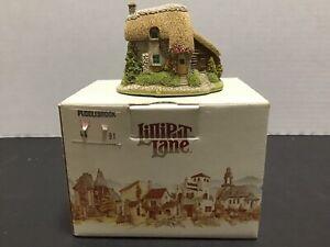 Lilliput-Lane-034-Puddlebrook-034-Cottage-Collectors-Club-Membership-1991-92-England