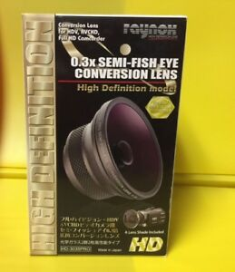 Raynox Hd 3035 Hd 0 3x Semi Fish Eye Lens Sony Hdr Xr500 Cx160 Cx160e Cx160eb 24616120389 Ebay