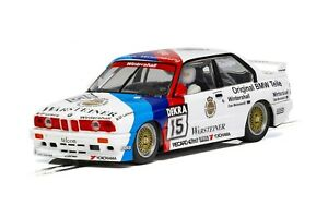 Scalextric-Car-BMW-E30-M3-DTM-1989-Champion-C4040