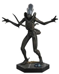 ESL4866 Alien Predator Figure Collection #1 Alien Xenomorph 1:16 EAGLEMOSS 2017\