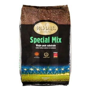 Gold Label Special Mix 50L Soil Hydroponic Growing Media ...
