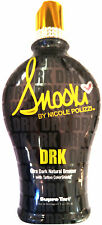 Snooki DRK Ultra Dark Natural Bronzer Skin Firming Tanning Bed Lotion by Supre
