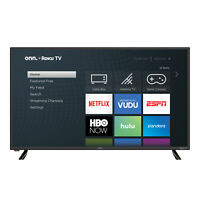 Deals on ONN 100005842 40-inch Class FHD Smart LED TV Refurb