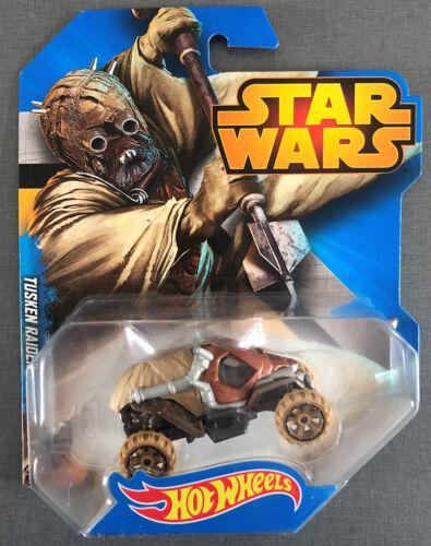 Neuf Disney Star Wars Hot Wheels voiture Tusken Raider voiture miniature Mattel Limited Car