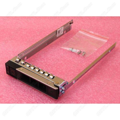 """New Dell DXD9H 2.5/"""" Gen14 HDD Tray Caddy R640 R740 R740xd R440"""