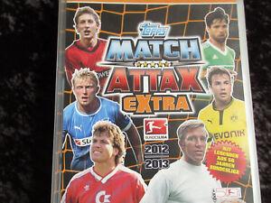 Matchwinner zum Aussuchen Match Attax EXTRA 2012/13 Voetbal
