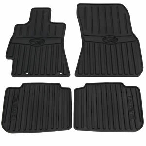 Oem 2010 2014 Subaru Legacy Outback All Weather Floor Mats Rubber New J501saj000 Ebay