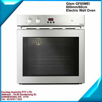 Glem Gf65mei 600mm/60cm Electric Wall Oven Made In Italy Brand