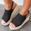 Women-039-s-Wedge-Heels-Espadrille-Flatform-Woven-Sandals-Ladies-Peep-Toe-Shoes-Size thumbnail 3