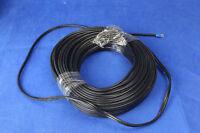 Brinkmann Malibu Landscape Lighting 16/2 Awg Wire / Cable Black 100 Ft