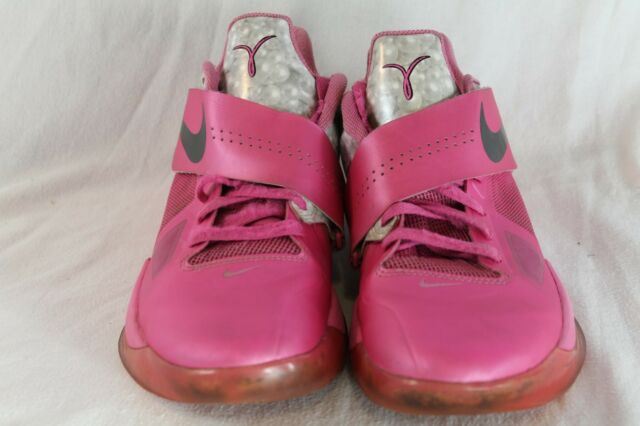 b36e5d34148 Nike KD IV 4 Aunt Pearl Size 11 Pre-Owned 473679-601 Kevin Durant 35 ...