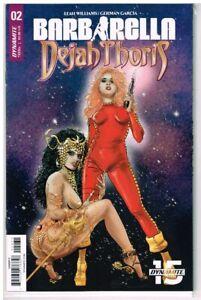 DEJAH THORIS #4 Cover A VF Dynamite Vault 35