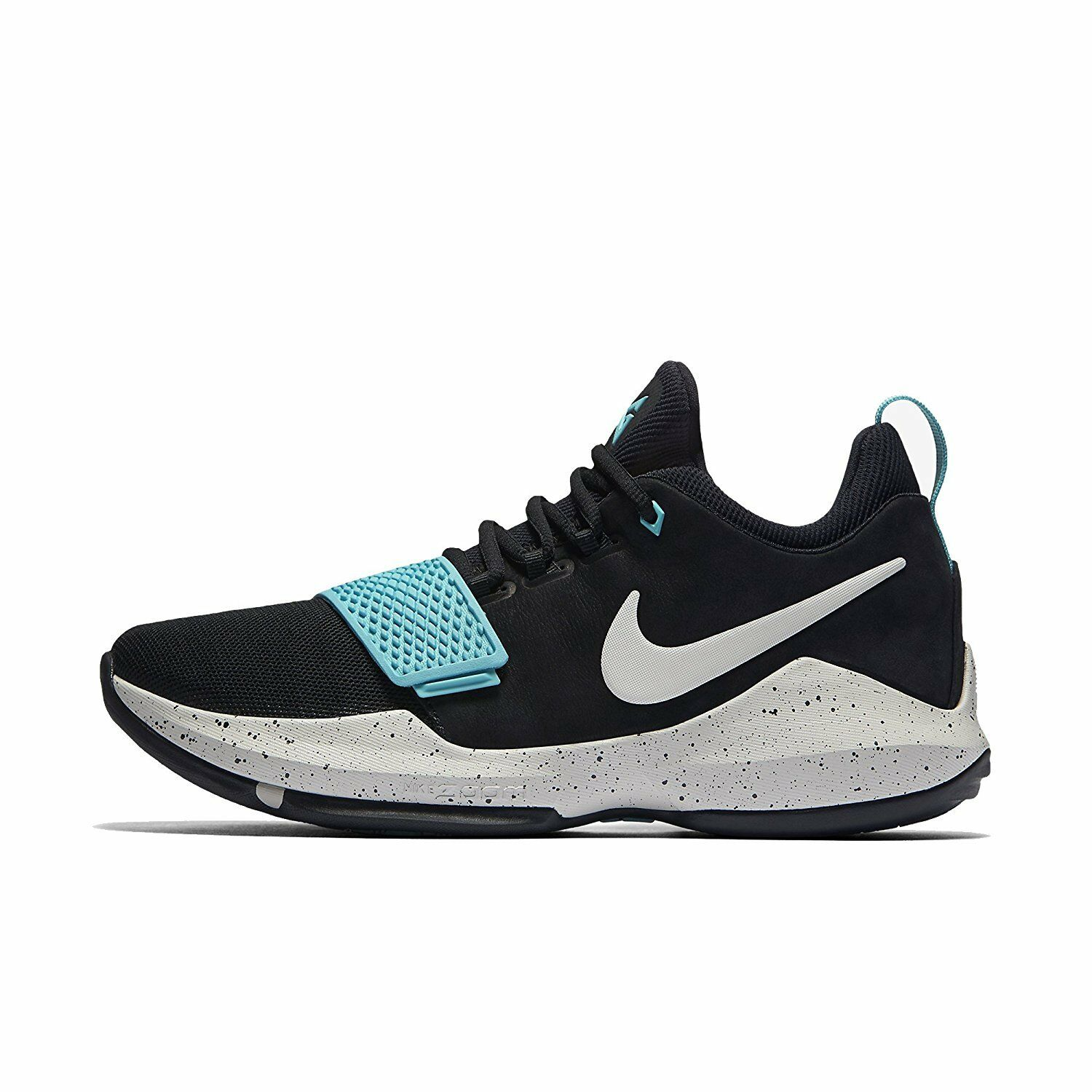 Nike Light PG 1 Negro / Light Bone Light Nike Aqua reducción de precio daaafc