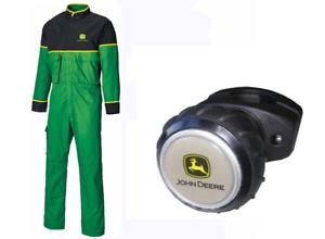 Genuine-John-Deere-Adult-Overalls-Steering-Knob-Package-Gift-Overall