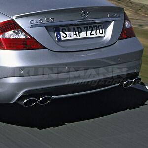 Muffler For Mercedes Benz  C Kompressor