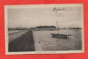 Dschibuti-DJBOUTI-Ansicht-aufgenommen-der-pier-B7165