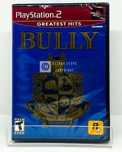 Bully-PS-2-Brand-New-Factory-Sealed