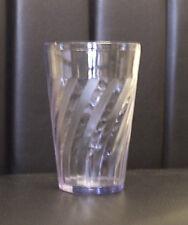 G.E.T. 16oz Tahiti Plastic Tumblers / Glasses - 1 doz