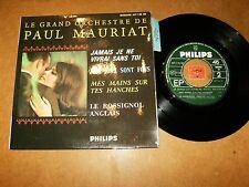 PAUL MAURIAT - EP FRENCH PHILIPS 437136 - ROCK JAZZ POPCORN