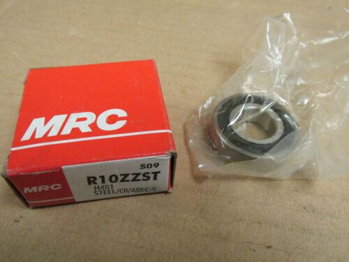 NIB MRC R10ZZST BEARING RUBBER SEALED R10 ZZ ST R10ZZ 16x35x9 mm